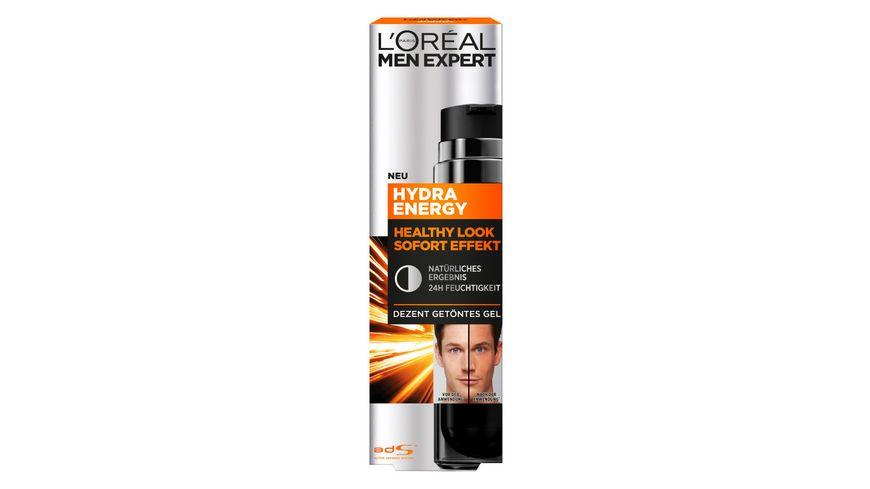 L OREAL PARIS MEN EXPERT Hydra Energy Healthy Look Sofort Effekt