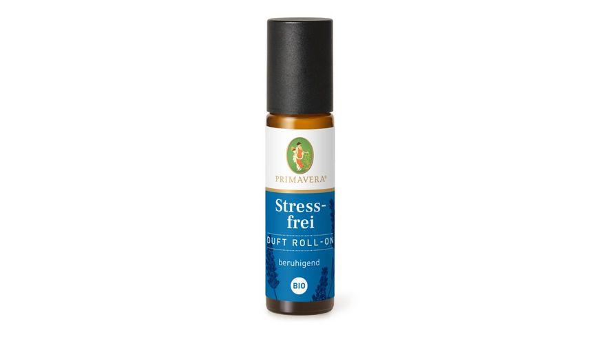 Primavera Duft Roll On Stressfrei bio