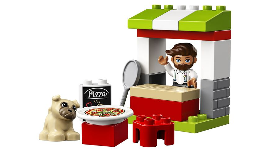 LEGO DUPLO 10927 Pizza Stand