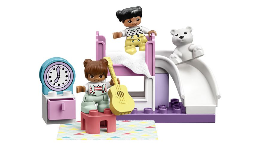 LEGO DUPLO 10926 Kinderzimmer Spielbox
