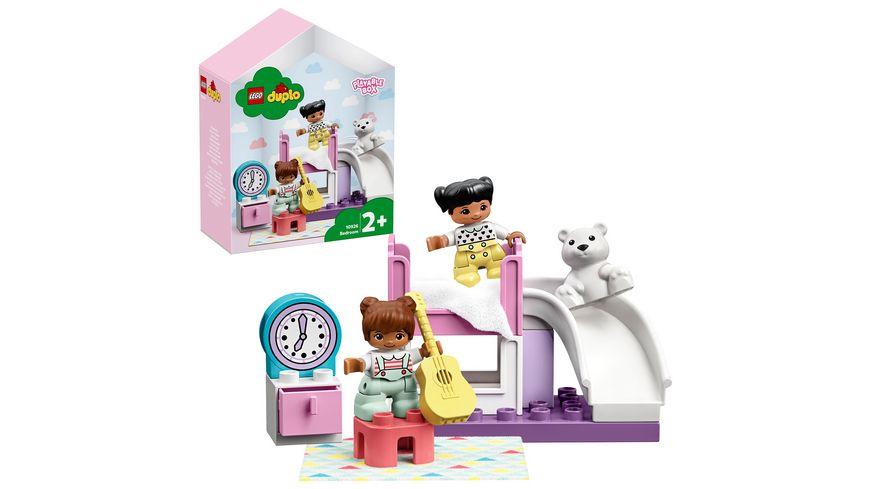 LEGO DUPLO - 10926 Kinderzimmer-Spielbox
