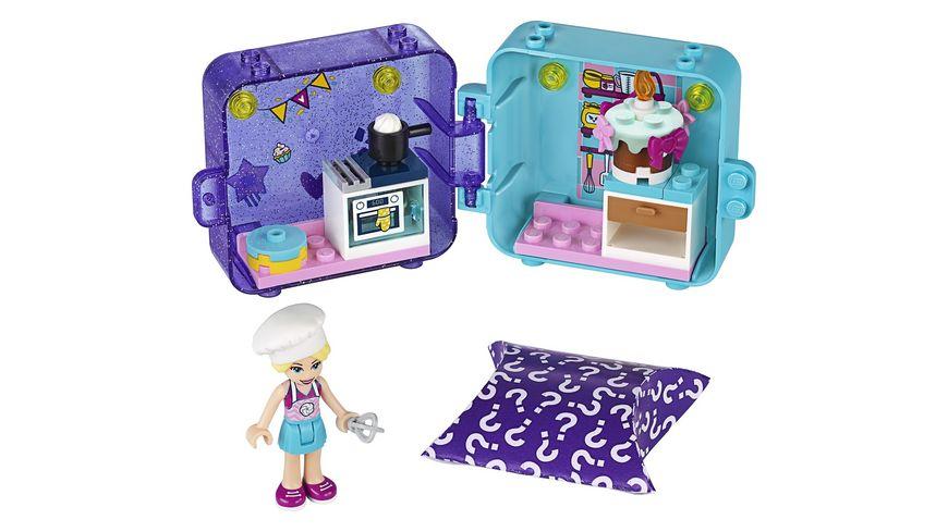LEGO Friends 41401 Stephanies magischer Wuerfel Baeckerin