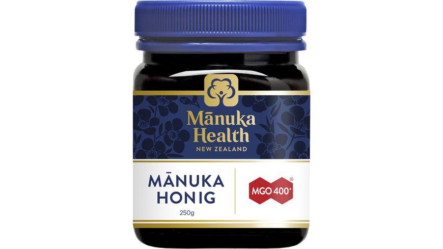 Manuka Honig MGO 400