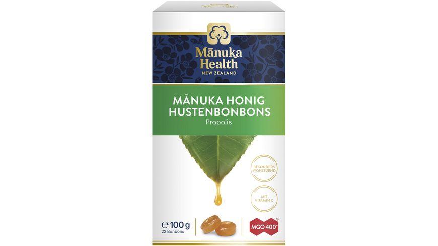 Manuka Hustenbonbons mit Propolis