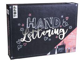Handlettering Die wunderbare Kreativbox