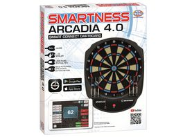 Mueller Toy Place Dartboard Arcadia 4 0 Smart Connect
