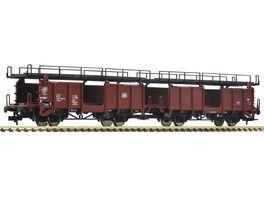 Roco 522401 2 tlg Set Autotransportwagen DB