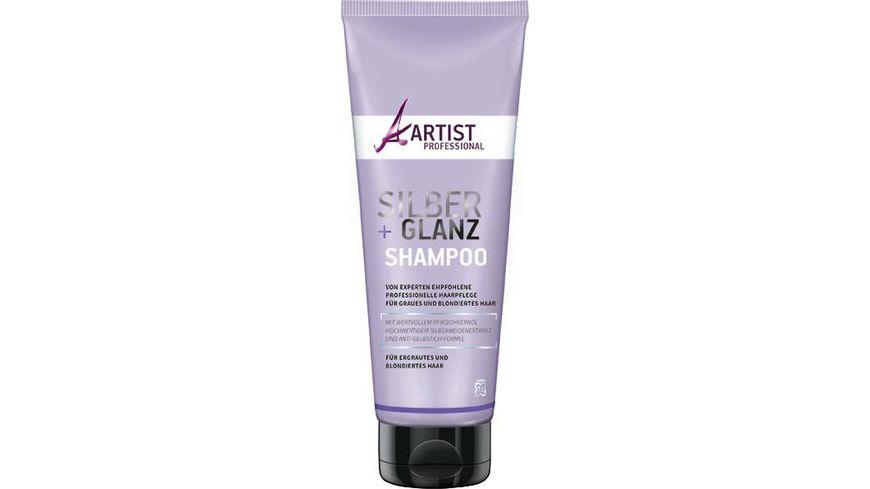 Artist Professional Shampoo Silber Glanz