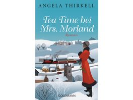Tea Time bei Mrs Morland