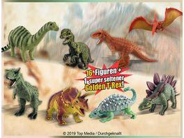 Dinosaurs Co Maxxi Edition Sammelfigur 1 Stueck Blindbag