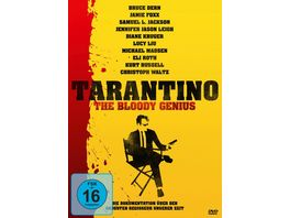 Tarantino The Bloody Genius