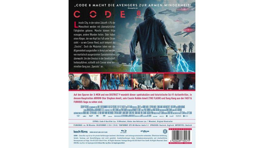 Code 8