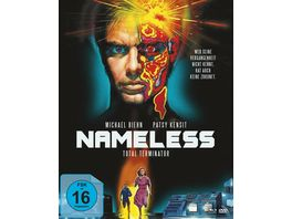 Nameless Total Terminator Mediabook Cover A DVD