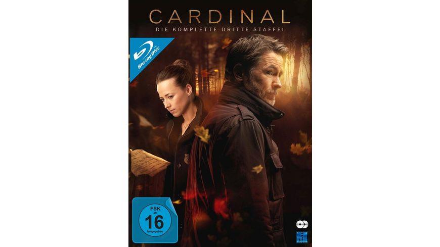 Cardinal Die komplette dritte Staffel 2 BRs