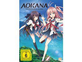 Aokana Four Rhythm Across the Blue Gesamtedition Episode 01 12 2 DVDs