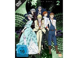 Bungo Stray Dogs Staffel 2 3 DVDs