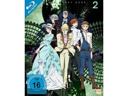 Bungo Stray Dogs Staffel 2 3 BRs