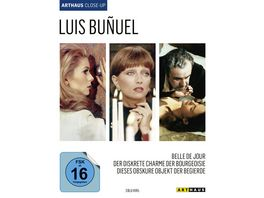 Luis Bunuel Arthaus Close Up 3 BRs