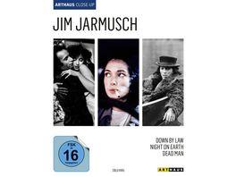 Jim Jarmusch Arthaus Close Up 3 BRs