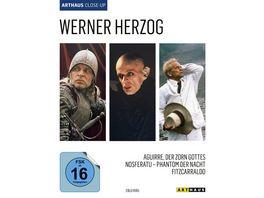 Werner Herzog Arthaus Close Up 3 BRs