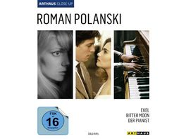 Roman Polanski Arthaus Close Up 3 BRs