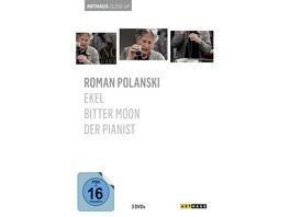 Roman Polanski Arthaus Close Up 3 DVDs