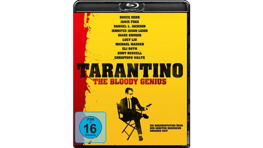 Tarantino The Bloody Genius