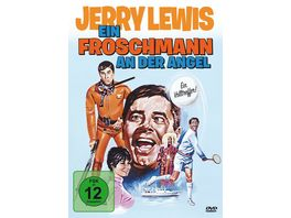 Jerry Lewis Ein Froschmann an der Angel