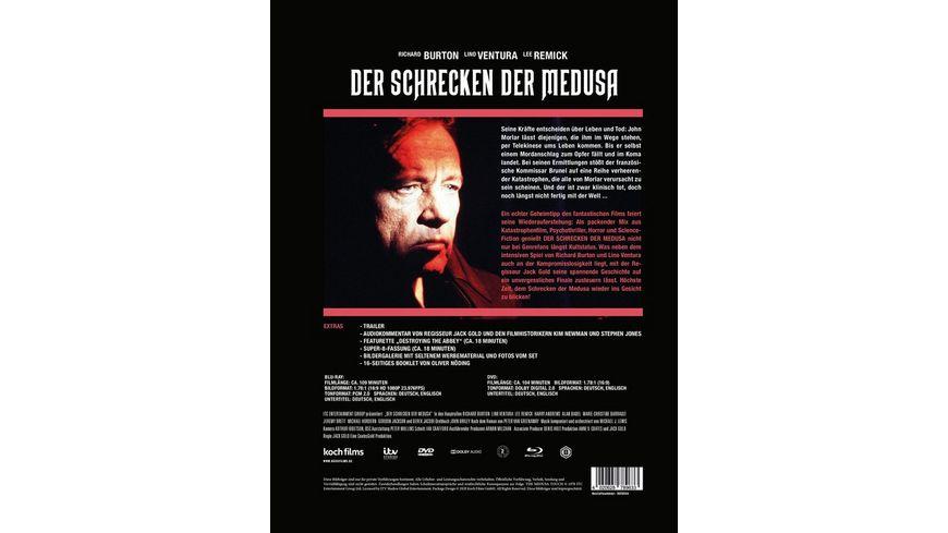 Der Schrecken der Medusa Mediabook DVD
