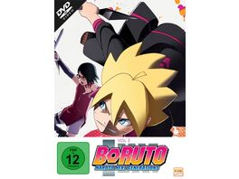 Boruto Volume 2 Episode 16 32 2 DVDs