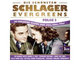 Die schoensten Schlager Evergreens Folge 3