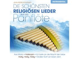 Die schoensten religioesen Lieder auf der Panfloete