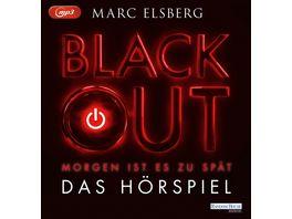 Blackout Das ungekuerzte Hoerspiel