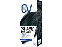 CV Black Peel Off Maske