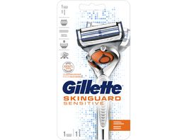 Gillette SkinGuard Sensitive Rasierer mit FlexBall Technologie