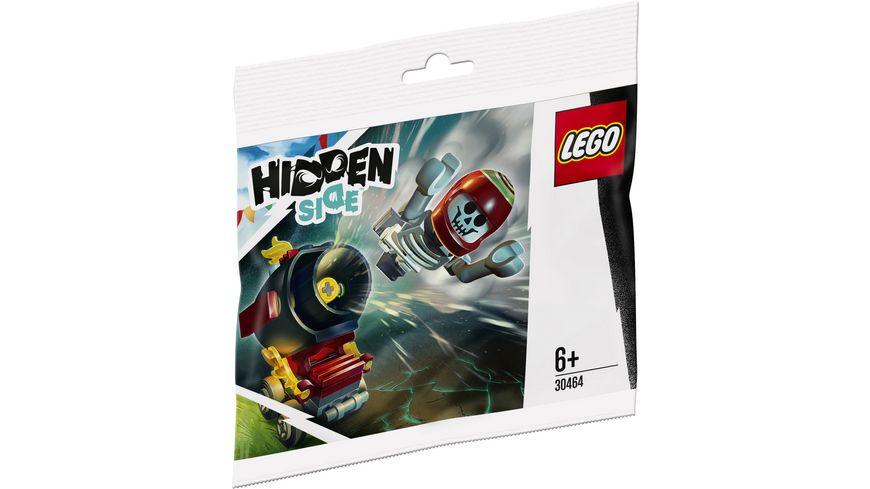 LEGO Hidden Side El Fuegos Stunt Kanone
