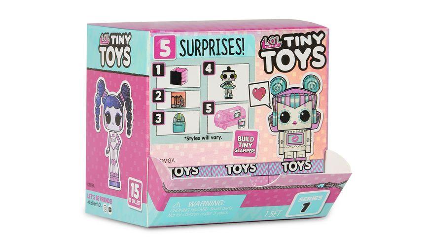 L O L SURPRISE Tiny Toys Series 1