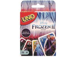Mattel Games GKD76 UNO Frozen II