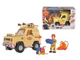 Simba Feuerwehrmann Sam Toms 4x4