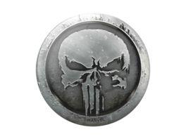 PopSockets PopGrip Punisher Monochrome