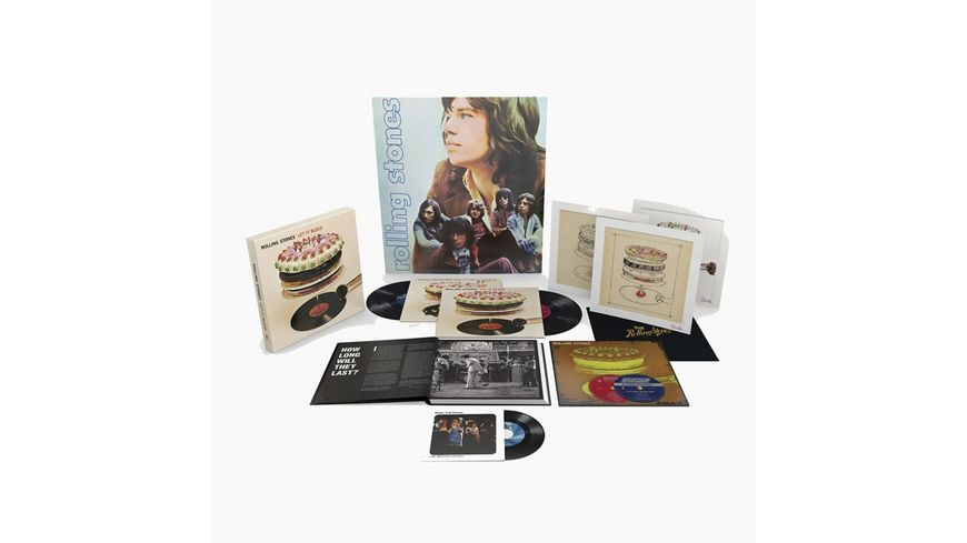 Let It Bleed 50th Anniversary Vinyl Box