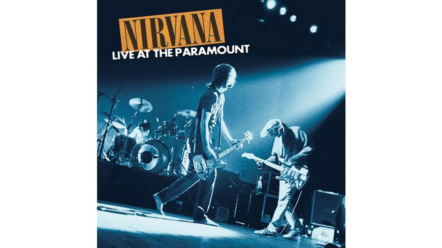 Live At The Paramount 2LP