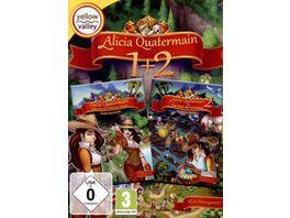 Alicia Quatermain 1 2