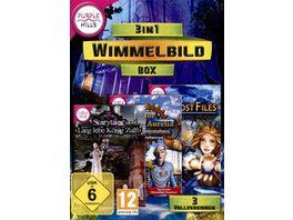 3 in 1 Wimmelbild Box
