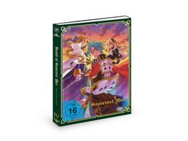 Record of Grancrest War DVD 4 Episode 19 24 2 DVDs