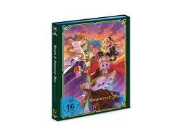 Record of Grancrest War Blu ray 4 Episode 19 24