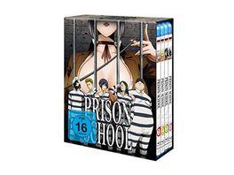 Prison School Gesamtausgabe Blu ray Box 4 BRs