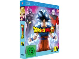 Dragon Ball Super Blu ray Box Vol 7 Episoden 96 112 2 BRs