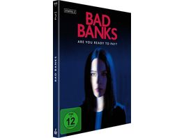 Bad Banks Die komplette zweite Staffel 2 DVDs
