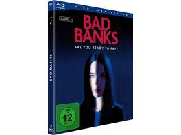Bad Banks Die komplette zweite Staffel 2 BRs
